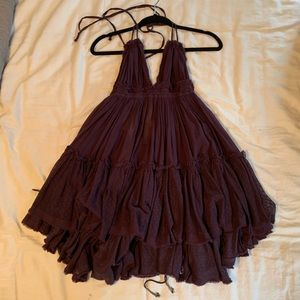 Free People 100 Degrees Mini Dress XS